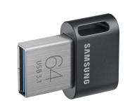 Samsung 64GB FIT Plus Gray 300MB/s - 568814 - zdjęcie 3