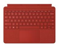Microsoft Type Cover Do Surface Go (Czerwień) - 567736 - zdjęcie 1