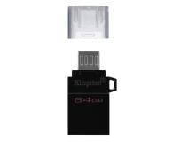 Kingston 64GB DataTraveler microDuo3 G2 OTG - 568823 - zdjęcie 3