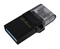 Kingston 64GB DataTraveler microDuo3 G2 OTG - 568823 - zdjęcie 2