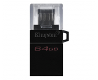 Kingston 64GB DataTraveler microDuo3 G2 OTG - 568823 - zdjęcie 1