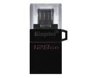 Kingston 128GB DataTraveler microDuo3 G2 OTG - 568824 - zdjęcie 1