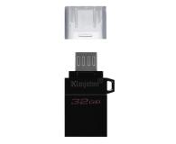 Kingston 32GB DataTraveler microDuo3 G2 OTG - 568822 - zdjęcie 3