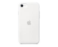 Apple Silicone Case do iPhone 7/8/SE biały - 567456 - zdjęcie 1