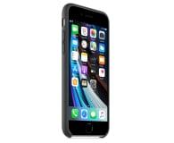 Apple Leather Case do iPhone 7/8/SE czarny - 567459 - zdjęcie 3