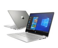HP Pavilion 14 i5-10210/16GB/512/Win10 Silver - 568111 - zdjęcie 1