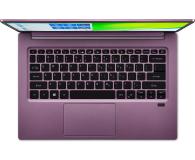 Acer Swift 3 R3-4300U/8GB/256/W10 Fioletowy - 581247 - zdjęcie 4