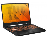 ASUS TUF Gaming A15 R5-4600H/8GB/512 144Hz - 560801 - zdjęcie 4