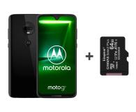 Motorola Moto G7 4/64GB Dual SIM Ceramic Black + 64GB - 483115 - zdjęcie 1