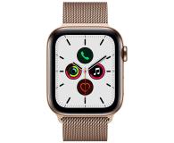 Apple Watch 5 44/Gold Steel/Gold Loop LTE - 564119 - zdjęcie 2