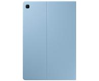 Samsung Book Cover do Galaxy Tab S6 Lite niebieski - 563556 - zdjęcie 2