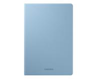 Samsung Book Cover do Galaxy Tab S6 Lite niebieski - 563556 - zdjęcie 1