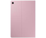 Samsung Book Cover do Galaxy Tab S6 Lite różowy - 563555 - zdjęcie 2