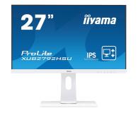 iiyama XUB2792HSU-W1 biały - 564337 - zdjęcie 1