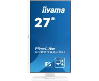iiyama XUB2792HSU-W1 biały - 564337 - zdjęcie 5