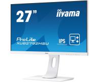 iiyama XUB2792HSU-W1 biały - 564337 - zdjęcie 3