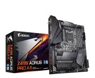 Gigabyte Z490 AORUS PRO AX - 564419 - zdjęcie 1