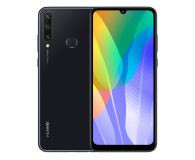 Huawei Y6p czarny - 563582 - zdjęcie 1