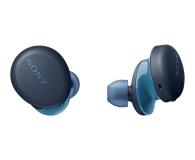 Sony WF-XB700L Niebieskie - 558062 - zdjęcie 1