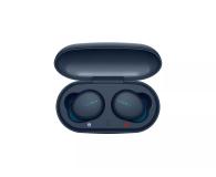 Sony WF-XB700L Niebieskie - 558062 - zdjęcie 5