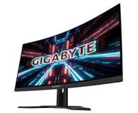 Gigabyte G27QC czarny Curved - 571752 - zdjęcie 2