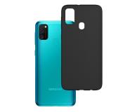 3mk Matt Case do Samsung Galaxy M21 czarny - 572709 - zdjęcie 1