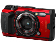 Olympus TG-6 czerwony  - 572673 - zdjęcie 2