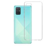 3mk Clear Case do Samsung Galaxy A71 - 569351 - zdjęcie 1