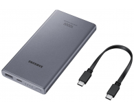 Samsung Super Fast Charge 25W 10000mAh Szary - 573551 - zdjęcie 5