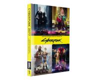CENEGA Oficjalna książka o świecie gry Cyberpunk 2077 - 572397 - zdjęcie 1