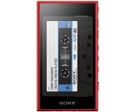 Sony NWA-105 Czerwony - 574357 - zdjęcie 3