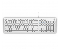Dell KB216-B QuietKey USB (biała) - 573818 - zdjęcie 1