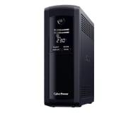 CyberPower UPS Value Pro (1600VA/960W, 5xFR, AVR, LCD) - 573906 - zdjęcie 1