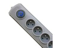 Qoltec Quick Switch - 8 gniazd, 3m - 462013 - zdjęcie 2