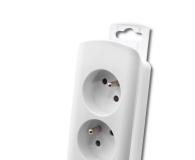 Qoltec Quick Switch - 3 gniazda, 1,4m - 472608 - zdjęcie 3