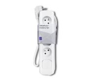 Qoltec Quick Switch - 4 gniazda, 1.4m - 472609 - zdjęcie 4