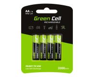 Green Cell 4x AA HR6 2000mAh - 573954 - zdjęcie 1