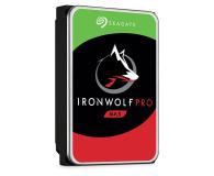 Seagate IRONWOLF PRO CMR 10TB 7200obr. 256MB  - 488302 - zdjęcie 4