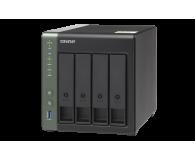 QNAP TS-431KX (4xHDD, 4x1.7GHz, 2GB, 3xUSB, 2xLAN,SFP+) - 570902 - zdjęcie 3