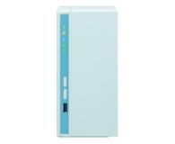 QNAP TS-230 (2xHDD, 4x1.4GHz, 2GB, 3xUSB, 1xLAN) - 550753 - zdjęcie 2