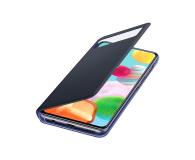 Samsung S View Wallet Cover do Galaxy A41 czarny - 569743 - zdjęcie 3