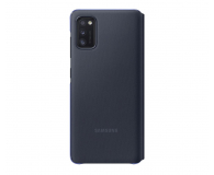 Samsung S View Wallet Cover do Galaxy A41 czarny - 569743 - zdjęcie 2