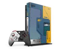 Microsoft Xbox One X 1TB - Cyberpunk 2077 Limited Edition  - 571407 - zdjęcie 2