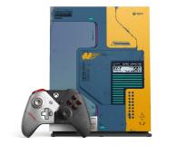 Microsoft Xbox One X 1TB - Cyberpunk 2077 Limited Edition  - 571407 - zdjęcie 3