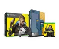 Microsoft Xbox One X 1TB - Cyberpunk 2077 Limited Edition  - 571407 - zdjęcie 13
