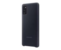 Samsung Silicone Cover do Galaxy A41 czarny - 569748 - zdjęcie 2