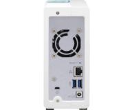 QNAP TS-131K (1xHDD, 4x1.7GHz, 1GB, 3xUSB, 1xLAN) - 570838 - zdjęcie 3