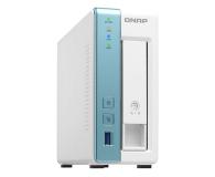 QNAP TS-131K (1xHDD, 4x1.7GHz, 1GB, 3xUSB, 1xLAN) - 570838 - zdjęcie 1