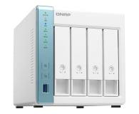 QNAP TS-431K (4xHDD, 4x1.7GHz, 1GB, 3xUSB, 2xLAN) - 570839 - zdjęcie 1