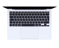 Apple MacBook Air i3/8GB/256/Iris Plus/Mac OS Silver - 553140 - zdjęcie 4